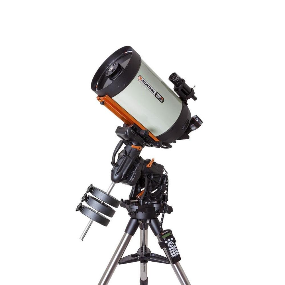 Telescop computerizat schmidt-cassegrain Celestron CGX 1100 HD imagine spy-shop.ro 2021