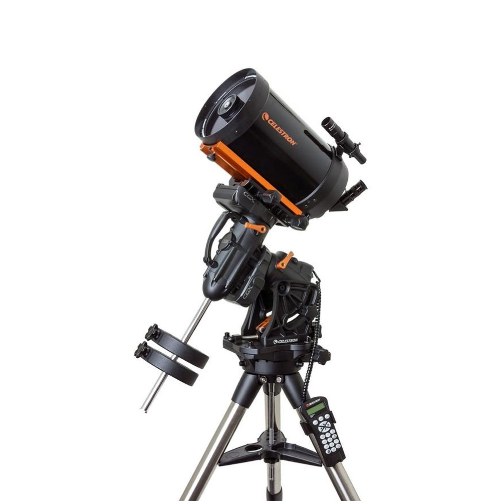 Telescop computerizat schmidt-cassegrain Celestron CGX 800 imagine spy-shop.ro 2021