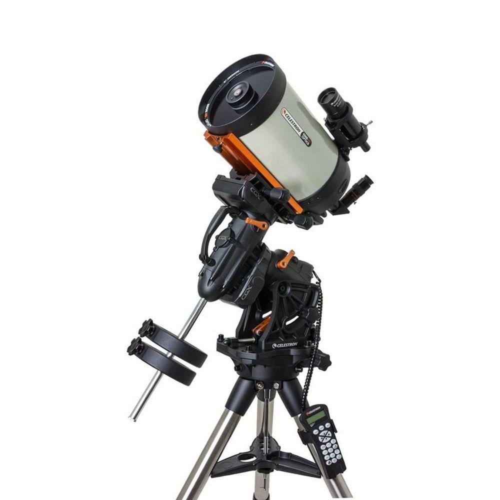 Telescop computerizat schmidt-cassegrain Celestron CGX 800 HD