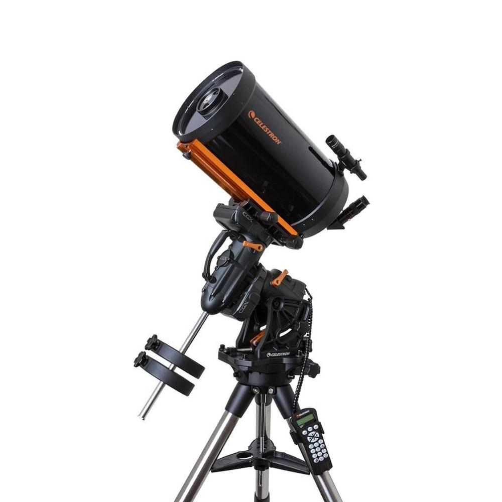 Telescop computerizat schmidt-cassegrain Celestron CGX 925 imagine spy-shop.ro 2021