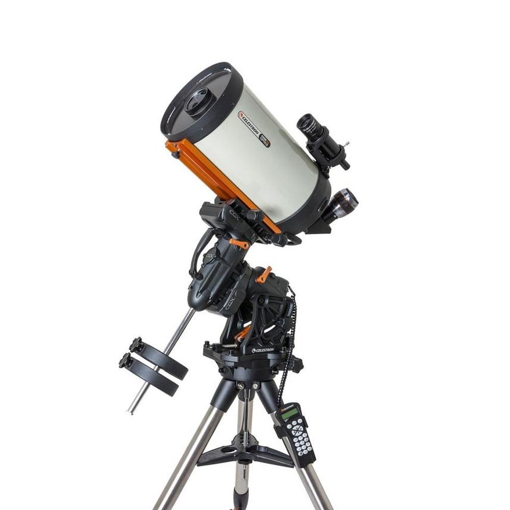 Telescop computerizat schmidt-cassegrain Celestron CGX 925 HD