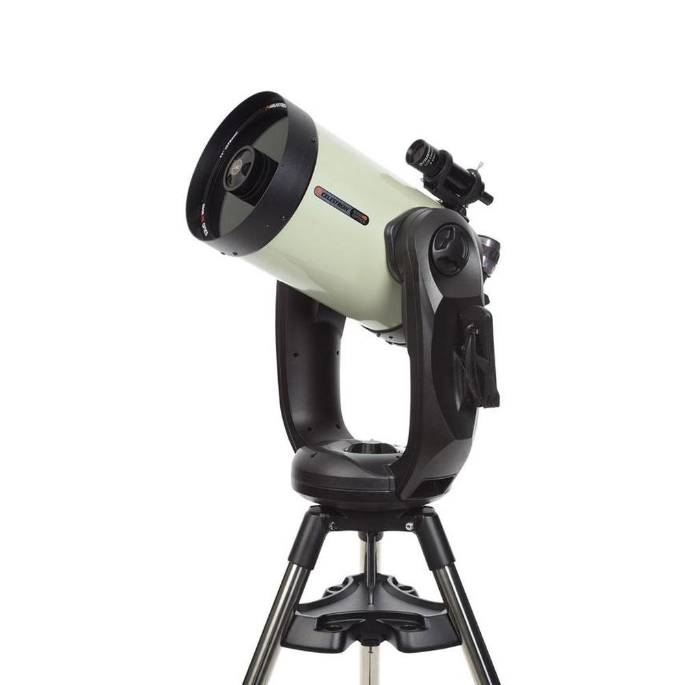 Telescop computerizat schmidt-cassegrain Celestron CPC Deluxe 1100 HD