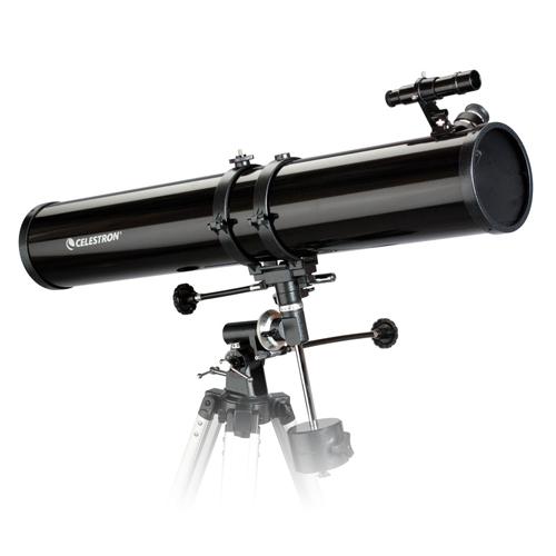 Telescop reflector Celestron Powerseeker 114EQ 21045 imagine spy-shop.ro 2021