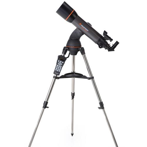 Telescop refractor Celestron NexStar 102 SLT GOTO