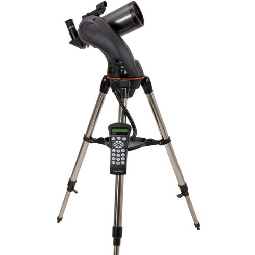 Telescop Maksutov Cassegrain Celestron NexStar SLT 90 MAK GOTO imagine spy-shop.ro 2021
