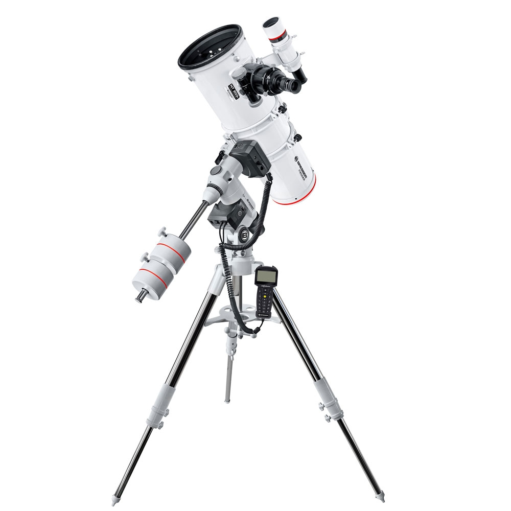 Telescop reflector Bresser 203/800 EXOS 2 GOTO