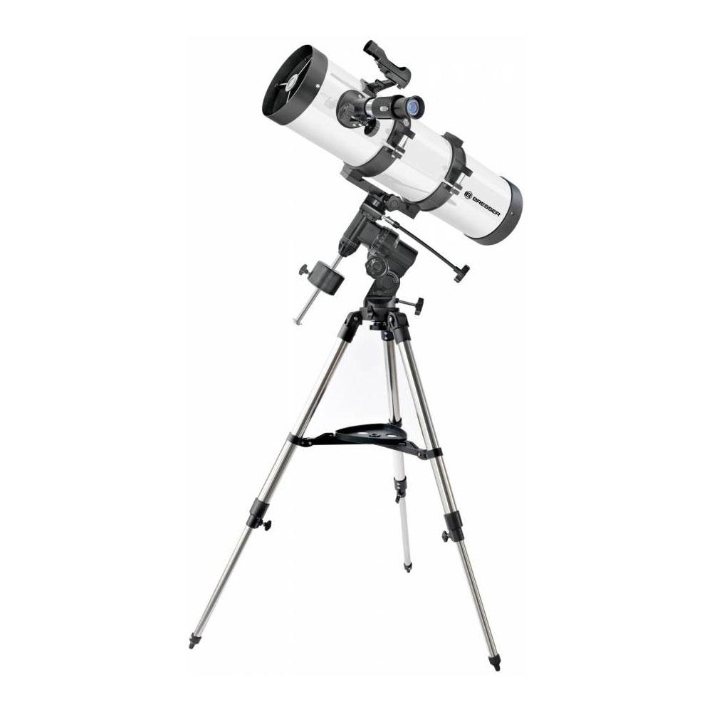 Telescop reflector Bresser EQ3 130/650 imagine spy-shop.ro 2021