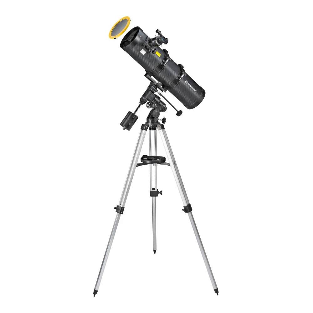 Telescop reflector Bresser Pollux 150/750 EQ3 imagine spy-shop.ro 2021