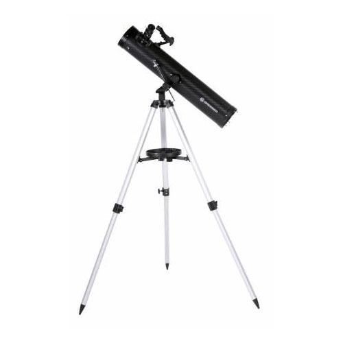 Telescop reflector Bresser Venus 76/700 AZ imagine spy-shop.ro 2021