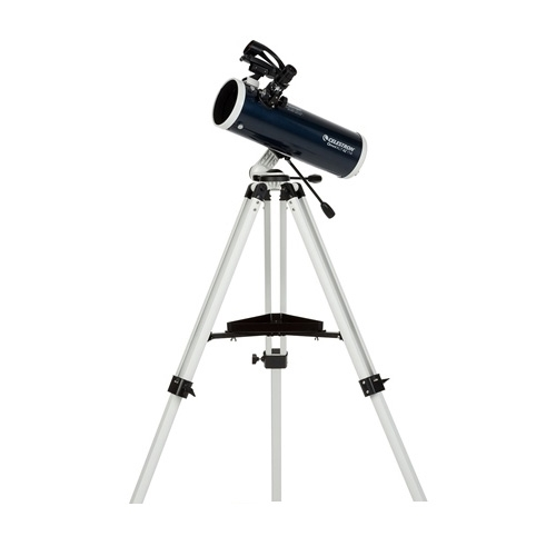 Telescop reflector Celestron Omni XLT AZ 114mm 22151