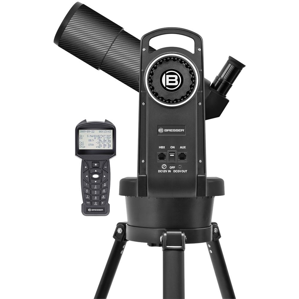 Telescop refractor Bresser Automatik 80/400 GOTO imagine spy-shop.ro 2021
