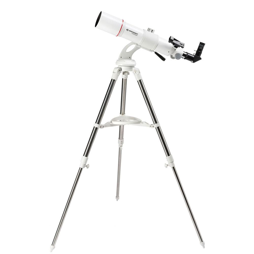 Telescop refractor Bresser Messier AR-80/640 AZ NANO imagine spy-shop.ro 2021