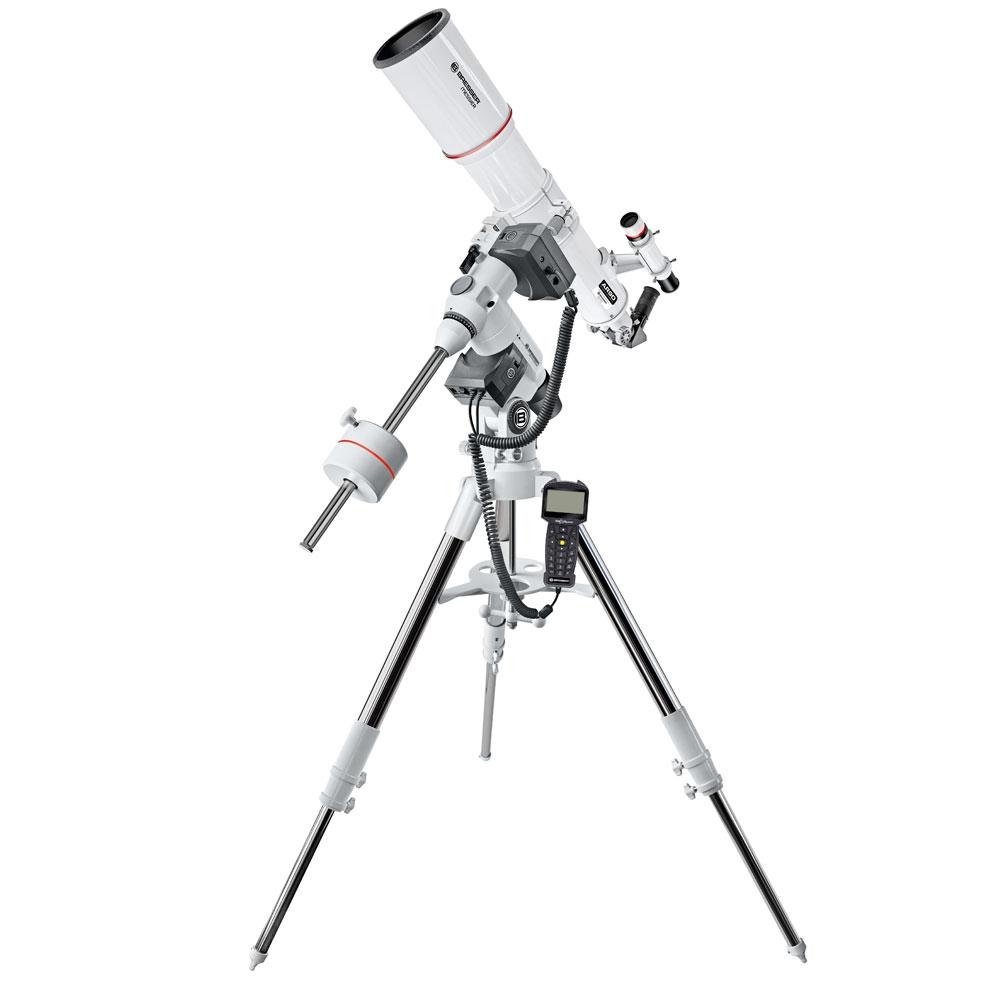 Telescop refractor Bresser Messier AR-90S/500 EXOS-2 GOTO imagine spy-shop.ro 2021