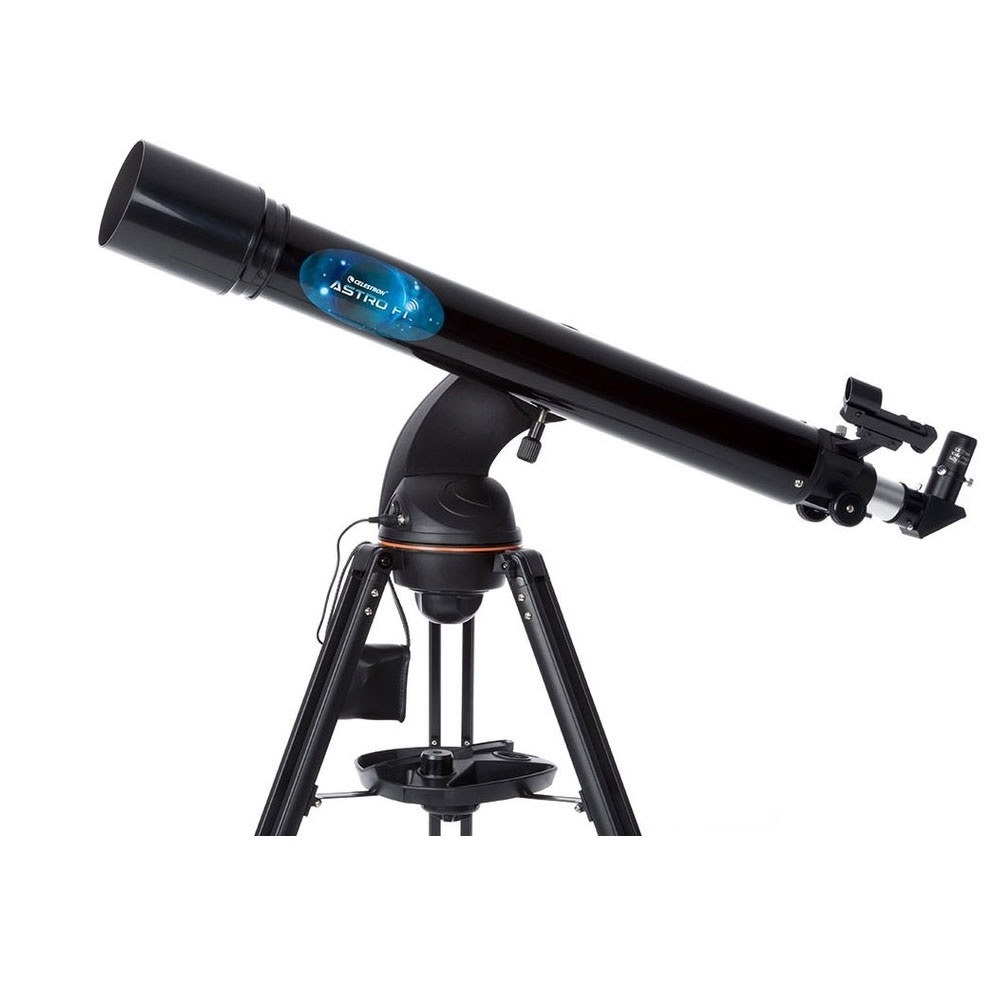 Telescop refractor Celestron Astro Fi 90 mm