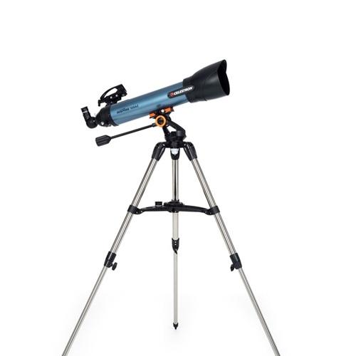 Telescop refractor Celestron Inspire 100mm AZ 22403