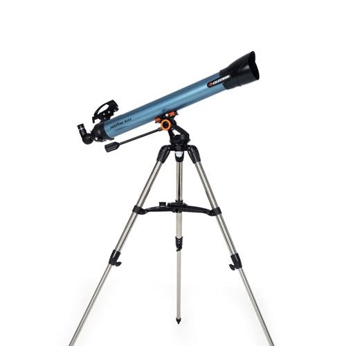 Telescop refractor Celestron Inspire 80mm AZ 22402
