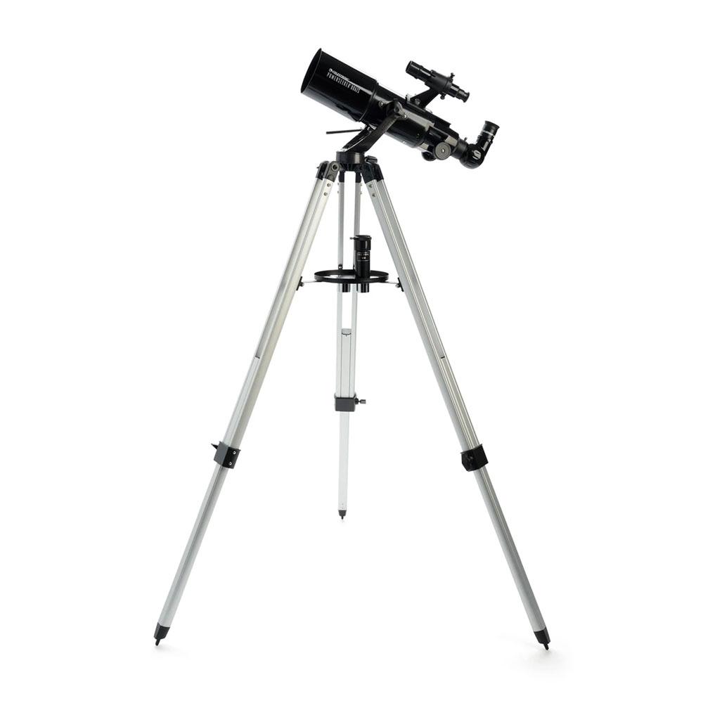 Telescop refractor Celestron Powerseeker 80AZS 21087