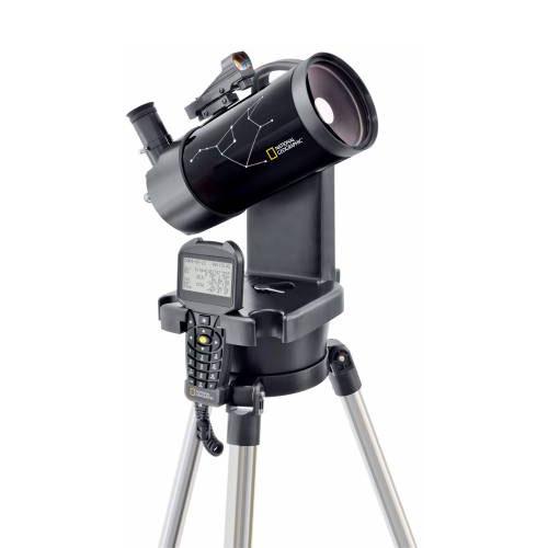Telescop refractor computerizat National Geographic 9062100 imagine spy-shop.ro 2021