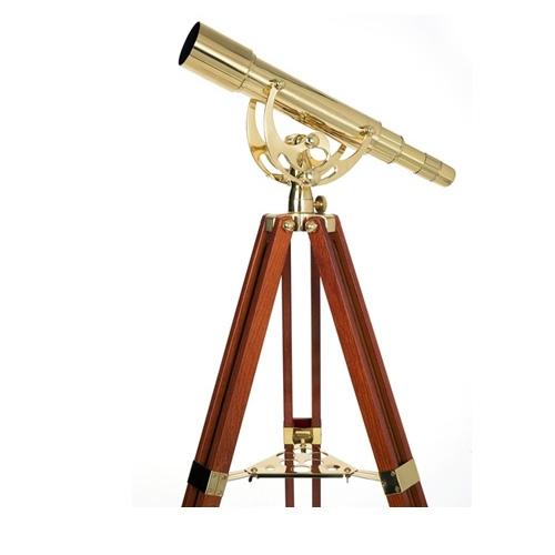 Telescop refractor de alama Celestron Ambassador Executive 50mm 22303 imagine spy-shop.ro 2021