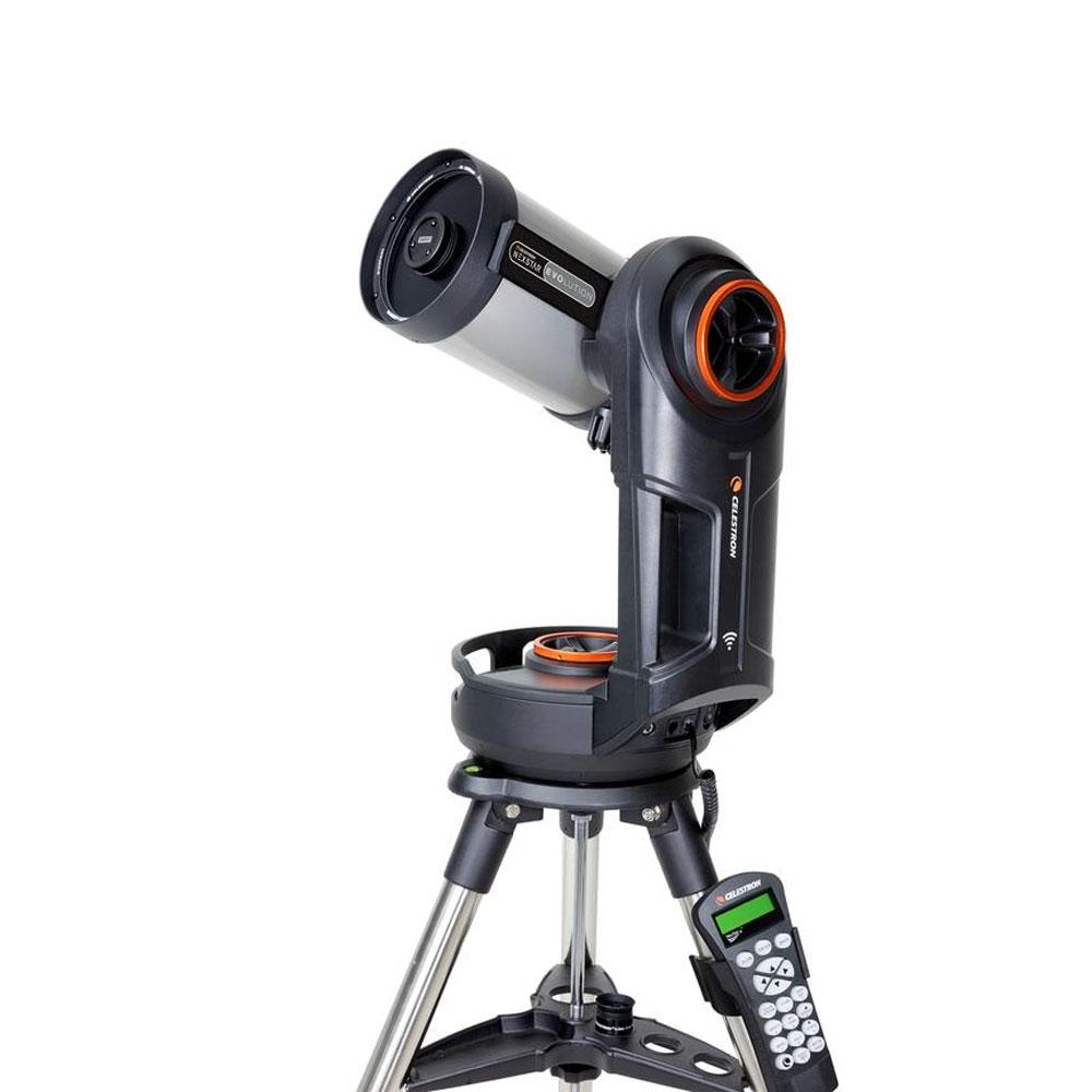Telescop schmidt-cassegrain Celestron Nexstar Evolution 5 imagine spy-shop.ro 2021