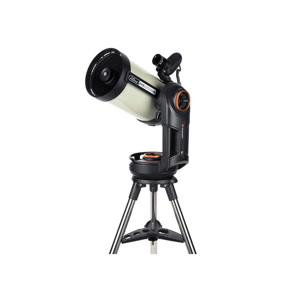 Telescop Schmidt-Cassegrain Celestron NexStar Evolution 8 HD GOTO cu StarSense