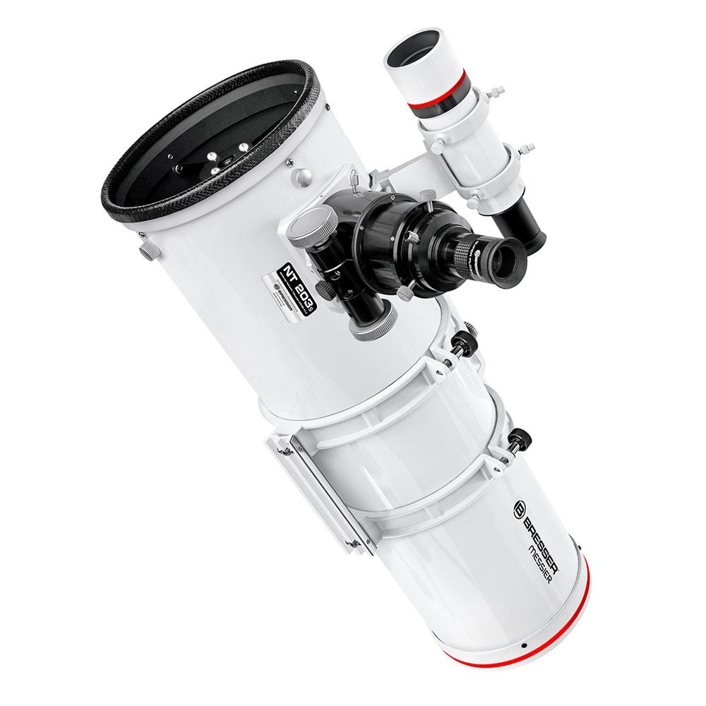 Telescop reflector Bresser Messier NT203S/800 imagine spy-shop.ro 2021