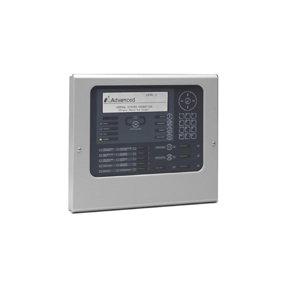 Terminal de afisare la distanta Advanced MX-5010/FT, 2000 zone, LCD, tolerant