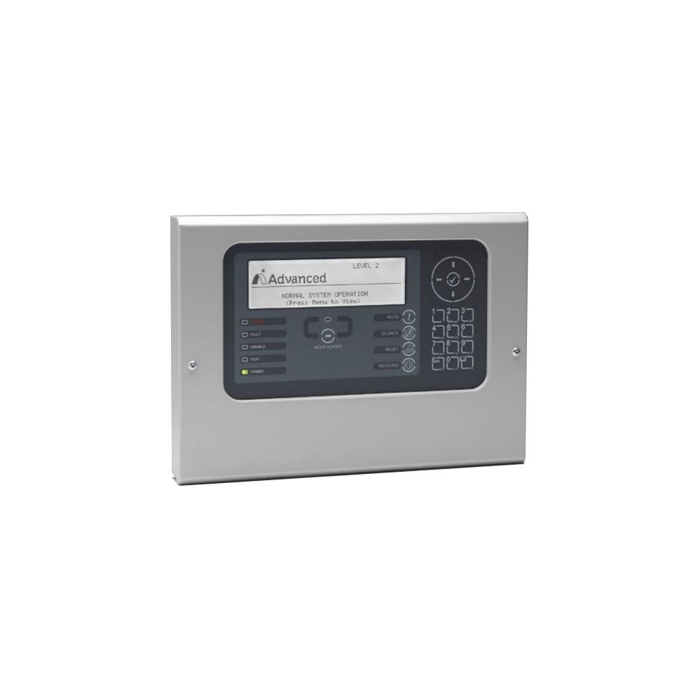 Terminal de control la distanta Advanced MX-5020/FT, 2000 zone, LCD, tolerant