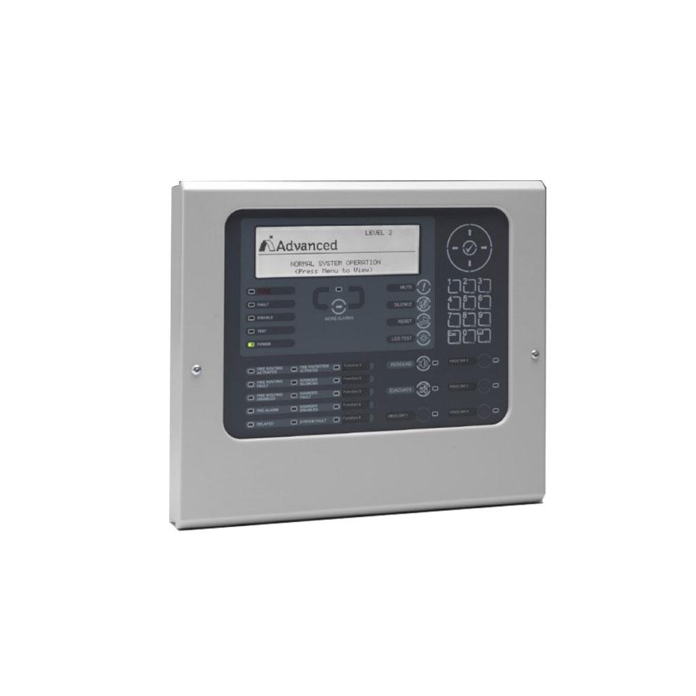 Terminal de control la distanta Advanced MX-5030, 2000 zone, LCD, RS232