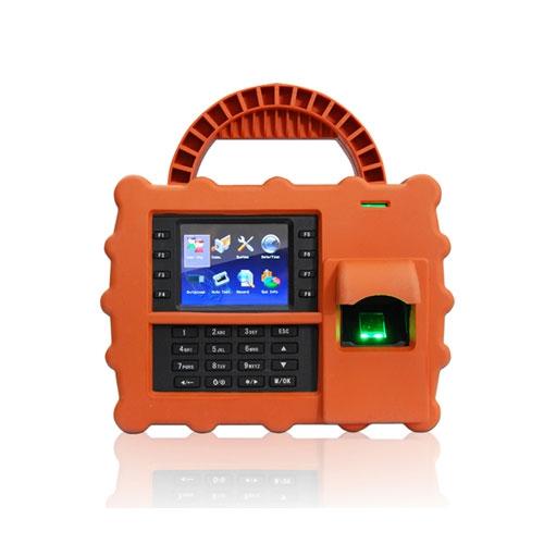Terminal de pontaj Zkteco S922-3G-O-E, portabil, 30000 carduri, 5000 amprente imagine