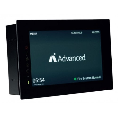 Suport montare aparenta TOUCH-10 SSB, compatibil TOUCH-10, TOUCH-10/FT