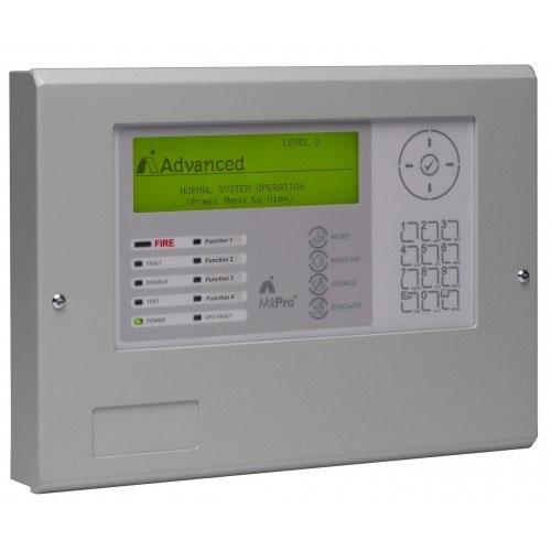 Terminal de control la distanta Advanced MX-4020, 2000 zone incendiu, LCD, LED