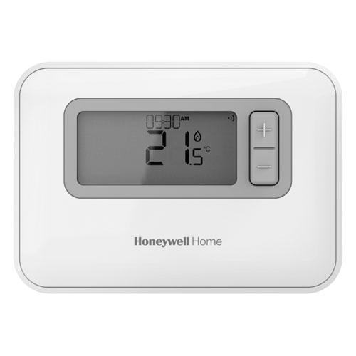 Termostat digital programabil Honeywell T3H110A0081, Fuzzy logic, IP30