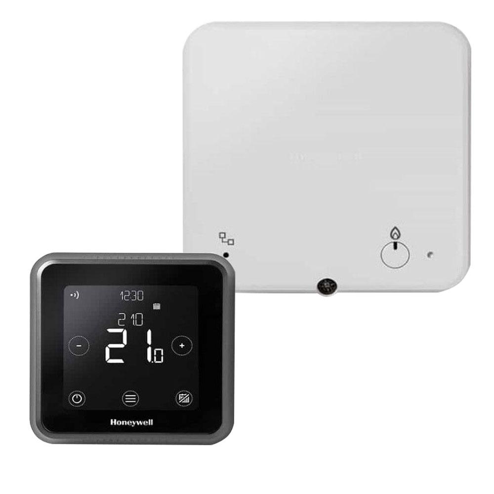 Termostat digital programabil Honeywell Y6H810WF1034, WiFi, ecran PMVA tactil