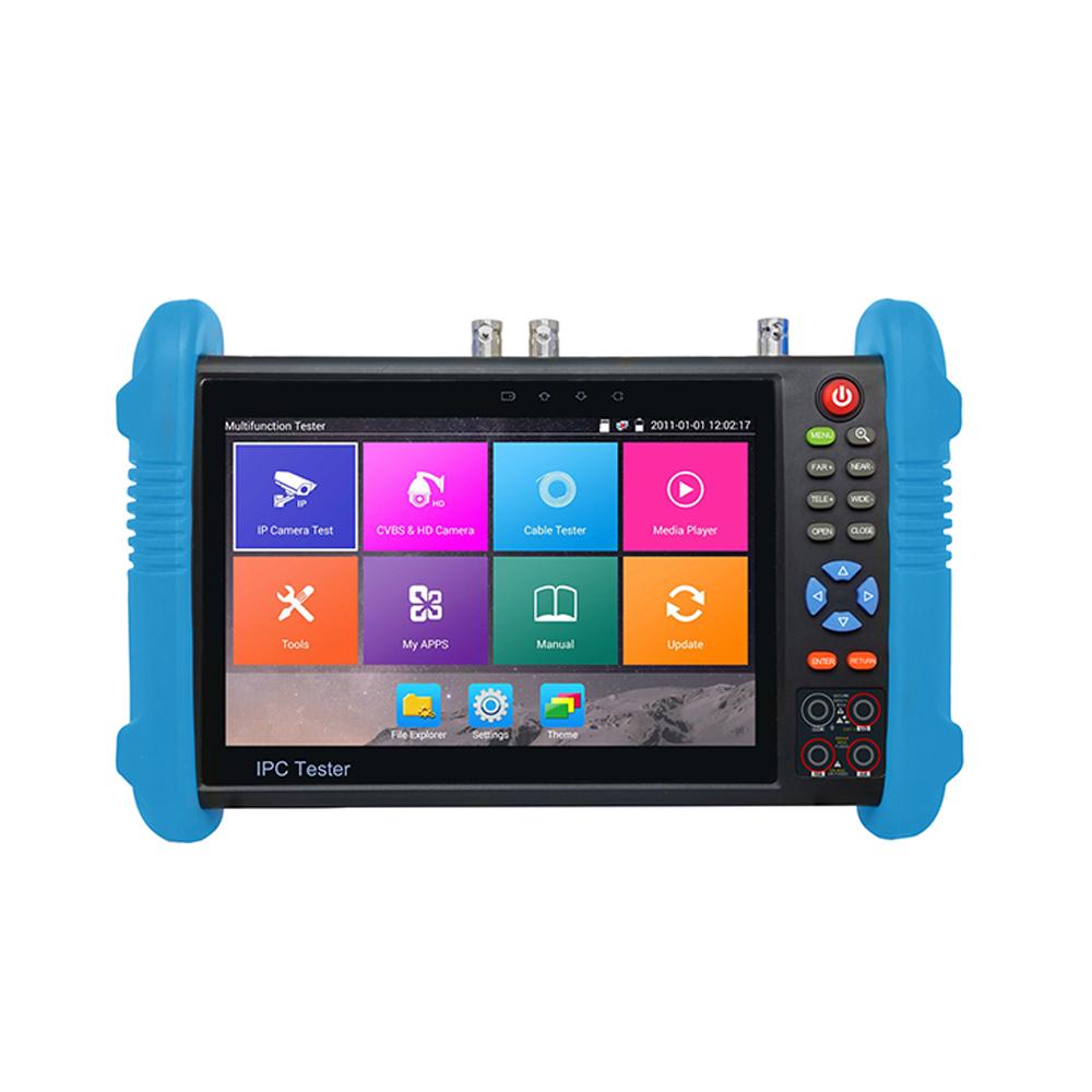 Tester CCTV profesional AY-TC1096IP-ACTIP-P, ecran tactil 4 inch, 5MP, WiFi, control PTZ