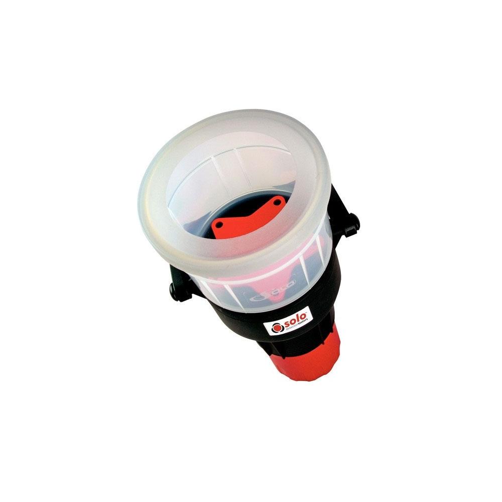 Tester detector de fum cu aerosoli SOLO 330-001, max detector 100 mm, cadru mobil imagine spy-shop.ro 2021