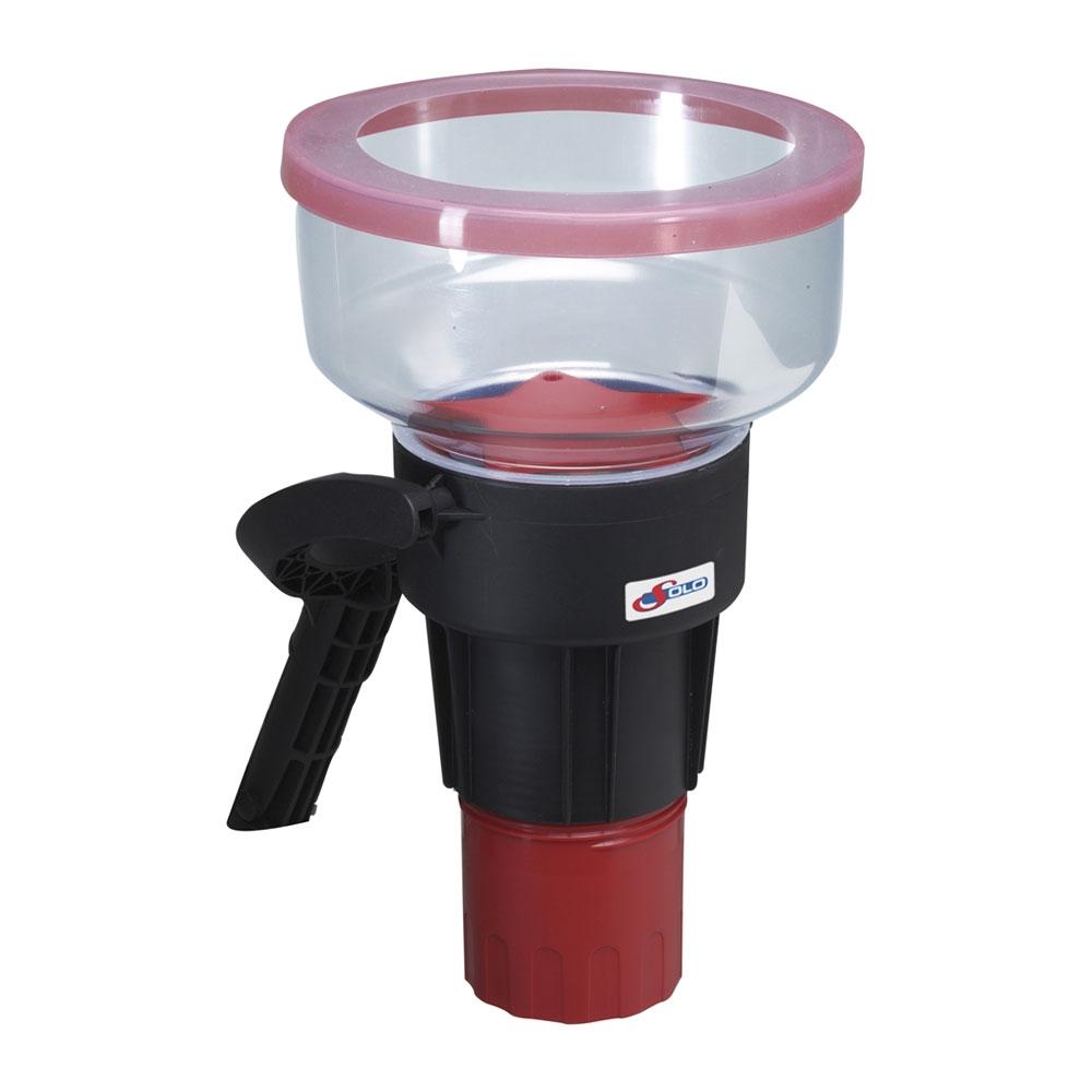 Tester detector de fum cu aerosoli SOLO 332-001, max detector 117 mm, cadru mobil, cupa larga imagine spy-shop.ro 2021