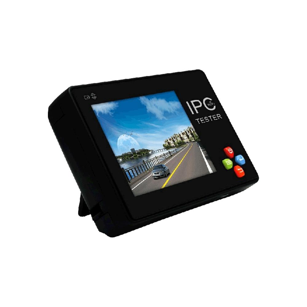 Tester portabil pentru camere IP / analogice T-1600, 3.5 inch, WiFi, touch screen imagine