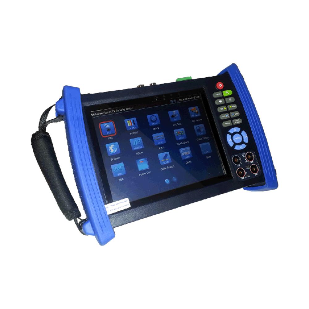 Tester CCTV multi-functional T-8600DHM, SD / HD-TVI / HD-CVI / IP imagine spy-shop.ro 2021