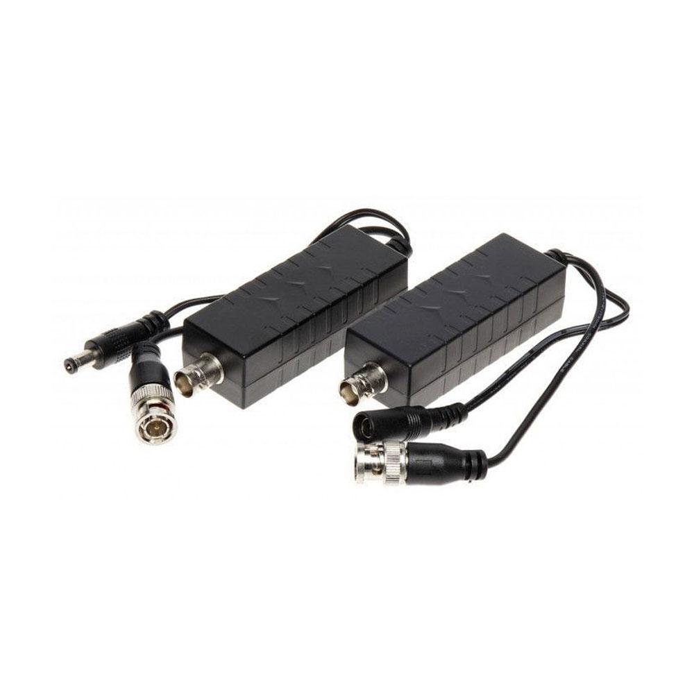 Transmitator POC HDCVI/HDTVI/AHD/CVBS Dahua PFM810, 1 canal, 400 m, >60 dB