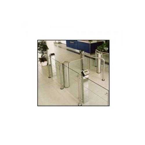 Turnichet cu foaie de sticla Gunnebo 61201101 GLASS STILE S imagine spy-shop.ro 2021