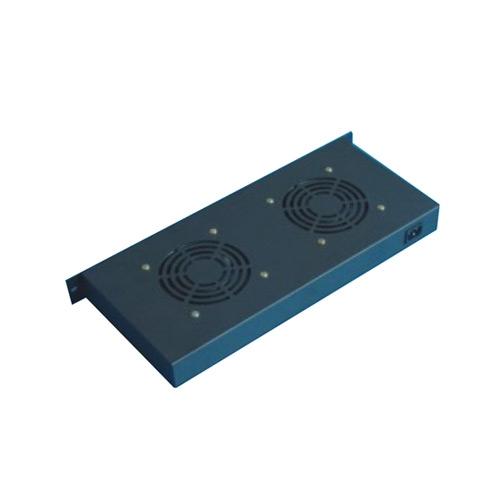 Unitate cu 2 ventilatoare si termostat pentru rack Braun Group SA3002