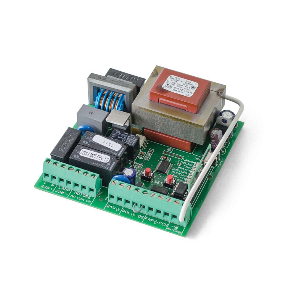 Unitate de comanda pentru porti culisante Motorline MC1, 433.92 MHz, 120 coduri