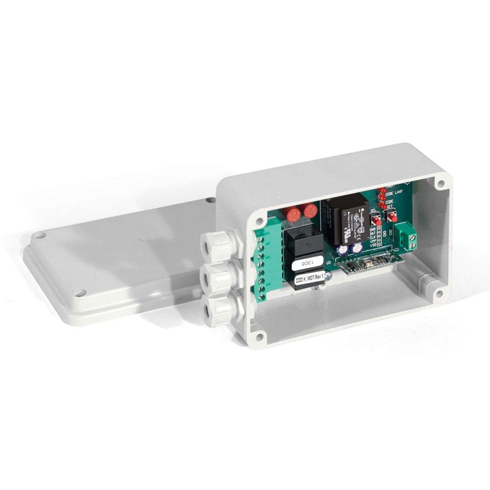 Unitate de control Motorline MC8, 230 Vac, 433.92 MHz, cod saritor imagine spy-shop.ro 2021