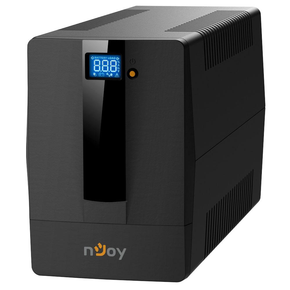 UPS Horus Plus 2000 nJoy PWUP-LI200H1-AZ01B, 1200W, 4 prize imagine spy-shop.ro 2021