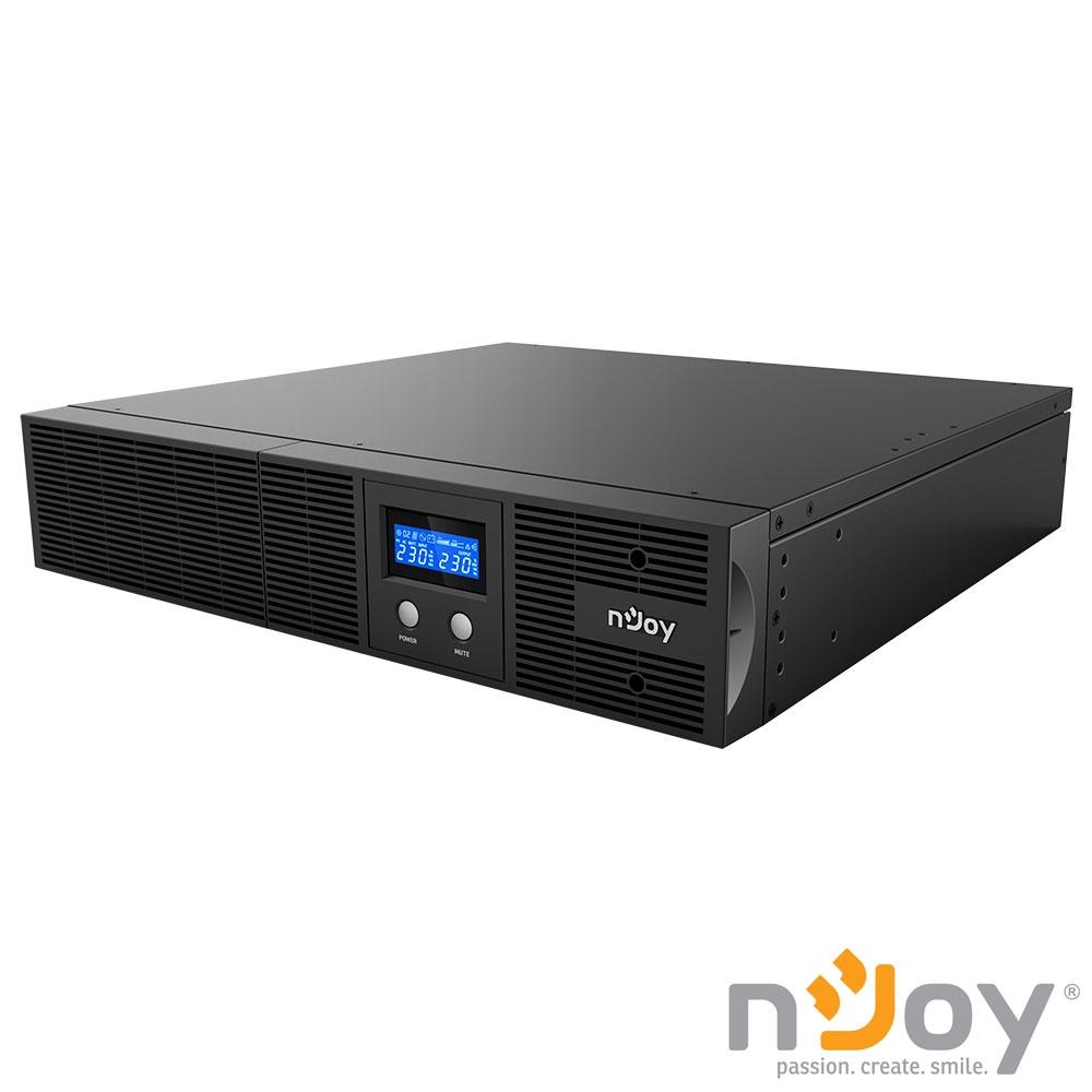 UPS NJOY ARGUS 2200 PWUP-LI220AG-CG01B