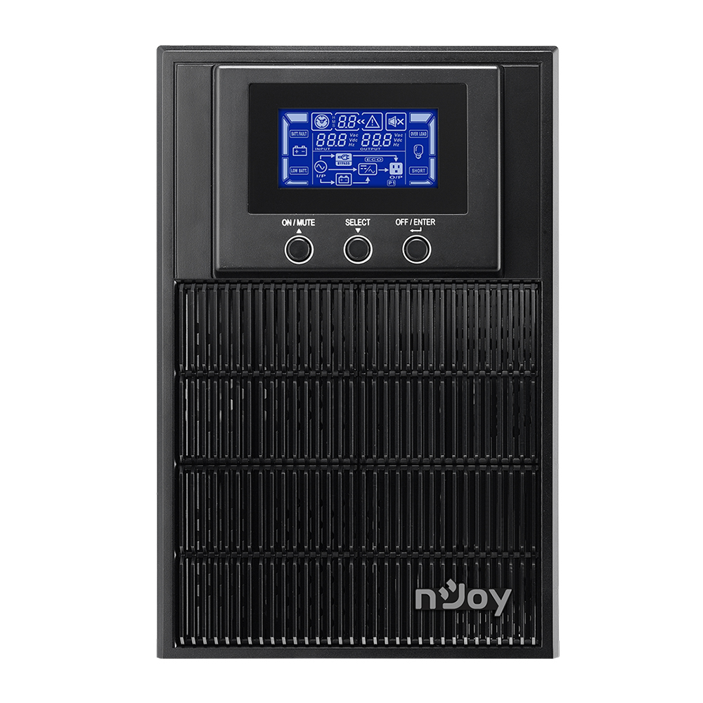 Ups Aten Pro 1000 nJoy PWUP-OL100AP-AZ01B, 900 W, 230 VAC, 3 Prize imagine spy-shop.ro 2021
