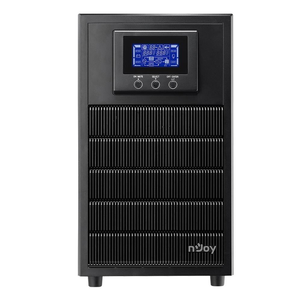 Ups Aten Pro 3000 nJoy PWUP-OL300AP-AZ01B, 2700 W, 230 Vac, 4 Prize imagine spy-shop.ro 2021