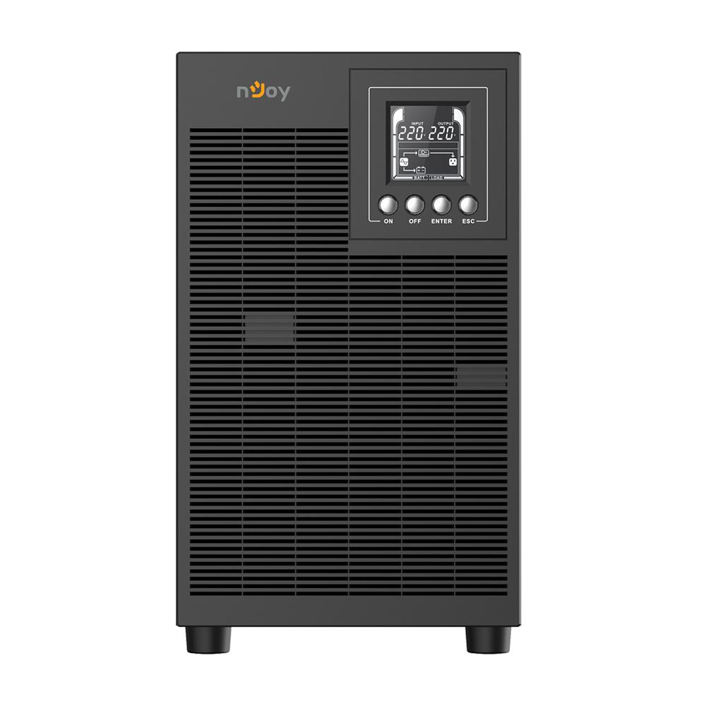 Ups Echo Pro nJoy 3000 UPOL-OL300EP-CG01B, 2400 W, 240 VAC, 4 Prize imagine spy-shop.ro 2021