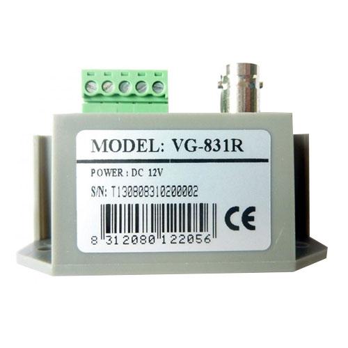 Video balun activ receptor VIGILIO VG-831R imagine spy-shop.ro 2021